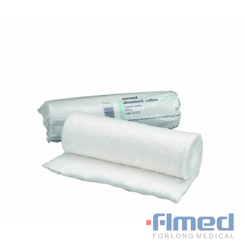 Cotton Wool Roll 500g for Medical Use