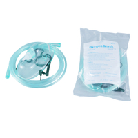 Disposable Oxygen Mask with Tubing Sterile